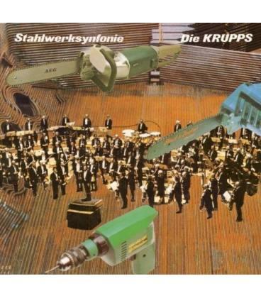 Stahlwerksinfonie+Bonus CD