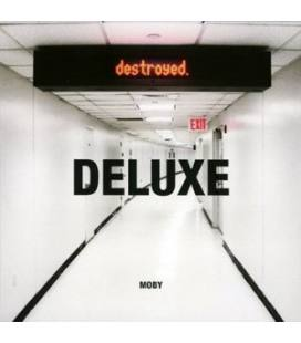 Destroyed Deluxe Edition-3 CD