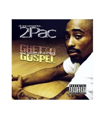 Ghetto Gospel-1 CD