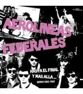 Hasta El Final Y Mas Alla... (Demos 1983-1993)-1 CD