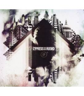 Cypress X Rusko Ep 01-1 CD