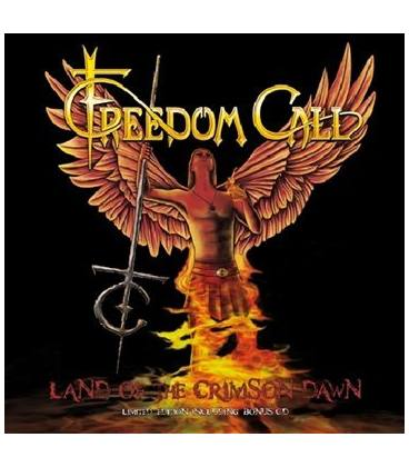 Landof The Crimson Dawn - Ltd-1 CD