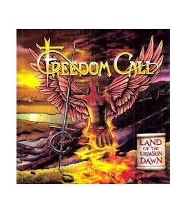 Land Of The Crimson Dawn-1 CD
