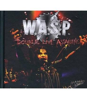 Double Live Assassins (CD Digibook)