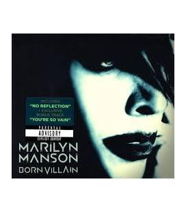Born Villain-1 CD