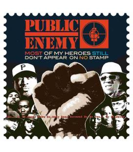 Most Of My Heroes Still Don'T Appear On No Stamp-1 CD