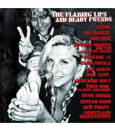 The Flaming Lips And Heady Fwends-1 CD