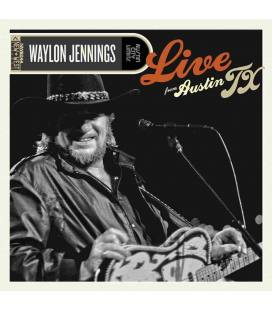 Live From Austin Tx-1 CD+1 DVD