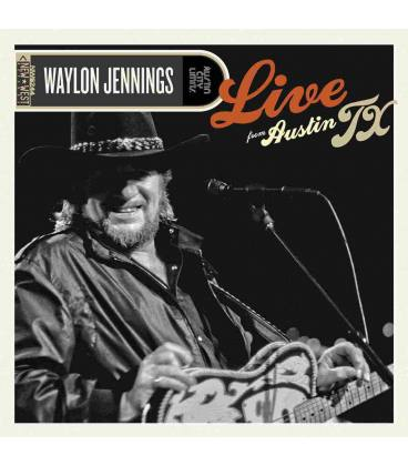 Live From Austin Tx-1 CD+1 DVD