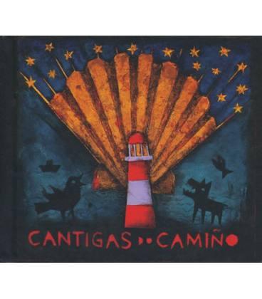 Cantigas Do Camiño-1 CD+1 LIBRO