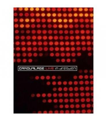 Live In Dresden - Rerelease-1 DVD