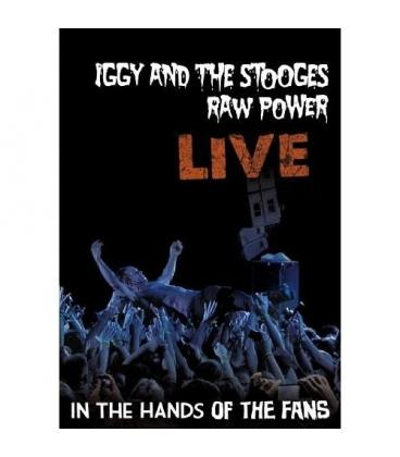 Raw Power Live: In The Hands Of The Fans-1 DVD