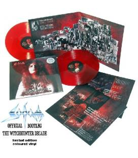 Official Bootleg - The Witchunter Decade-2 LP