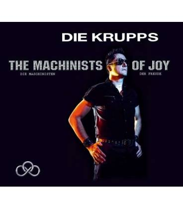The Machinists Of Joy-1 CD