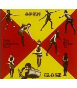Open & Close/Afrodesiac-1 CD