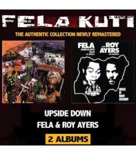 Upside Down / Fela And Roy Ayers-1 CD