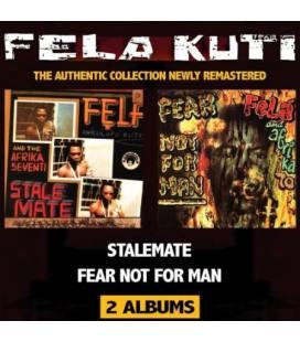 Stalemate / Fela Not For Man-1 CD