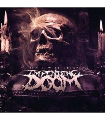 Death Will Rain-1 CD