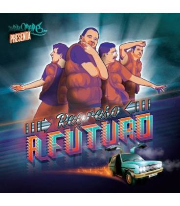 Regreso Al Futuro-1 CD