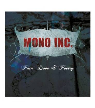 Pain, Love & Poetry (Rerelease)-1 CD