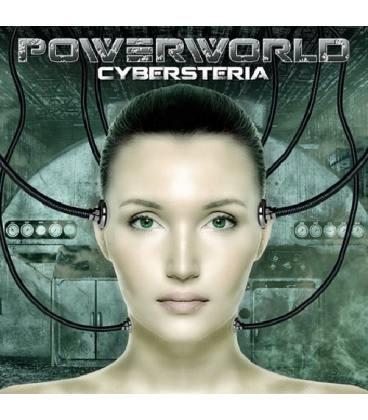 Cybersteria-1 CD