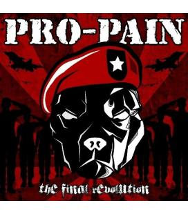 The Final Revolution-1 CD