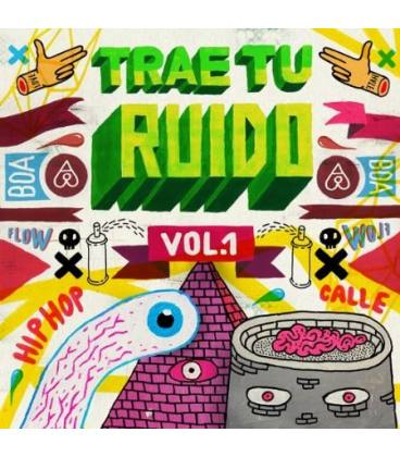 Trae Tu Ruido Vol. 1-1 CD