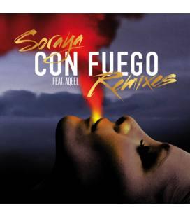 Con Fuego - Remixes-1 CD EP