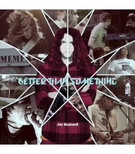 Better Than Something: Jay Reatard DVD/Vinyl/Book-1 CD+1 LIBRO
