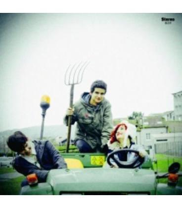 """Infectados-1 LP 7"""""""