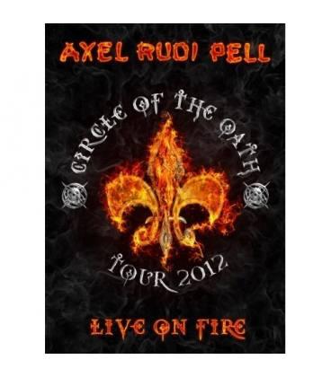 Live On Fire CD+ DVD