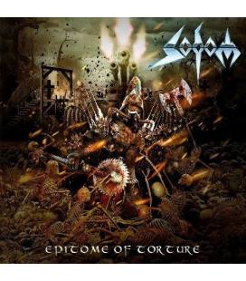 Epitome Of Torture-1 CD