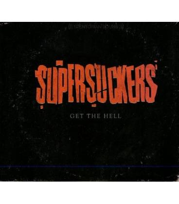 Get The Hell-1 CD