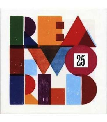 25 Years Of Real World Records-1 CD