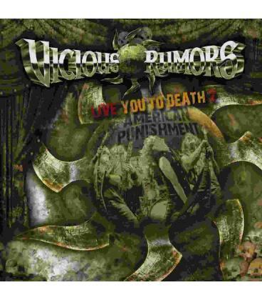 Live U To Death 2 - American Punishment-1 CD