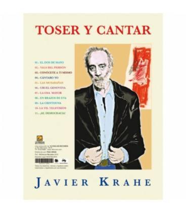 Toser Y Cantar-1 LIBRO