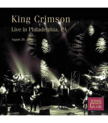 Live In PhiladeLPhia 1996-2 CD