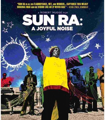 Sun Ra: A Joyful Noise-1 BLU-RAY