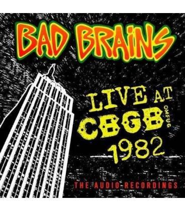 Live At Cbgb 1982-1 CD