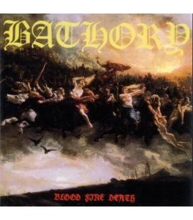 Blood Fire Death-1 CD