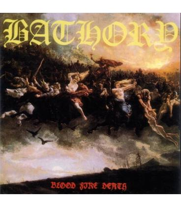 Blood Fire Death-1 CD