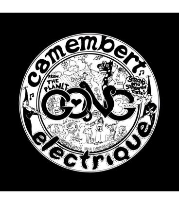 Camembert Electrique-1 CD
