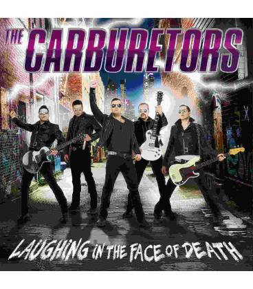 Laughing In The Face Of Death-1 CD