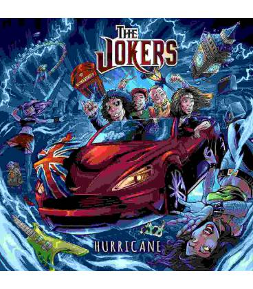 Hurricane-1 CD