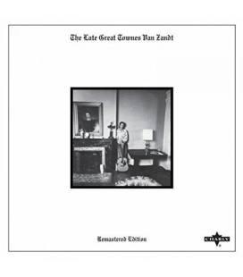 The Late Great Townes Van Zandt-1 CD