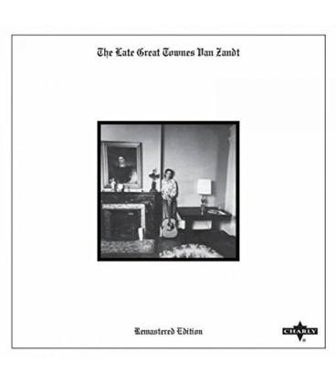 The Late Great Townes Van Zandt-1 CD