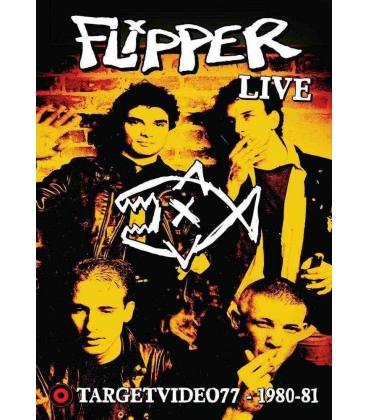 Live Target Video 1980-81-1 DVD