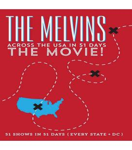 Across The Usa In 51 Days: The Movie-1 DVD