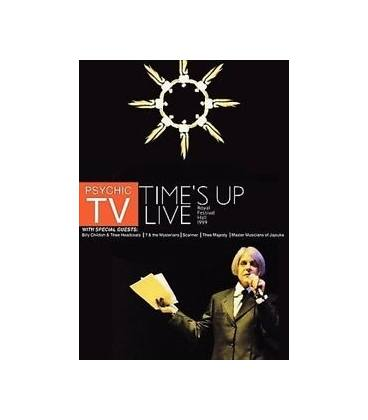 Time'S Up Live-1 DVD