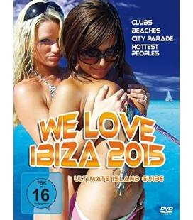 We Love Ibiza 2015-1 DVD